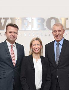 Vorstand der VIEROL AG