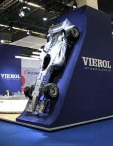 2016 - VIEROL auf der Automechanika Frankfurt