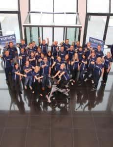 2016 - Weltrekord im 24h Indoog-Cycling geknackt