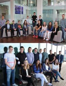 2016 - Unser Team wächst: 13 neue Azubis bei der VIEROL AG
