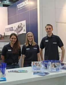 2016 - VIEROL auf der job4u in Oldenburg