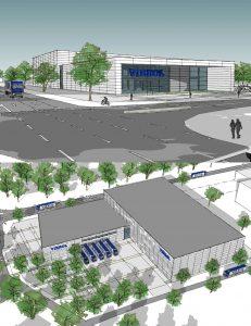 VIEROL baut zweites Logistikzentrum in Rastede