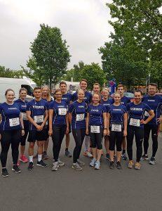 VIEROL sponsort den Brunnenlauf 2018