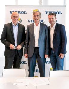 VIEROL ist neuer Exklusiv-Partner der EWE Baskets Oldenburg