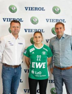 VIEROL AG ist neuer VfL Sponsor
