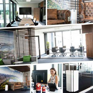 Vierol AG Neubau Büros